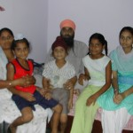 Family of Harpal Singh