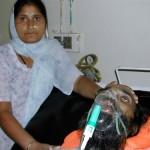 Harpal Singh - ICU