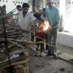 Funeral of Harpal Singh